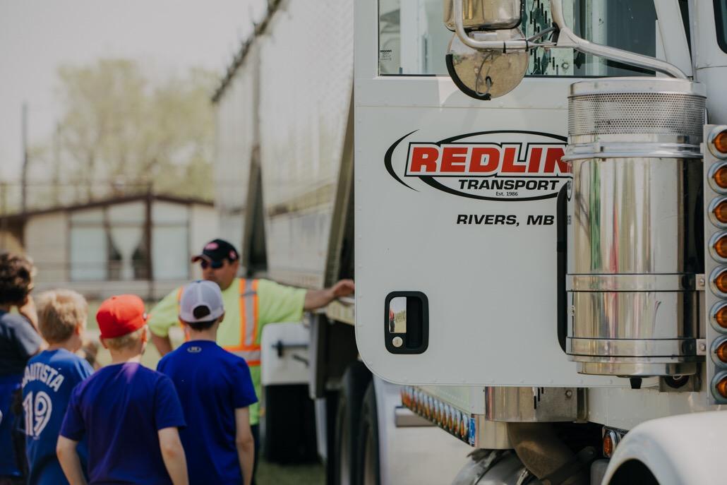 Redline TransportRivers Elementary Ag Day - Redline Transport
